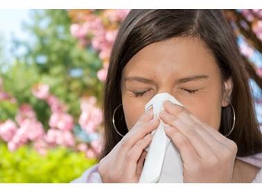 Rinitis alérgica estacional: un clásico en primavera